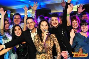 Фото отчет с концерта Марины Хлебниковой 25 сентября  2015